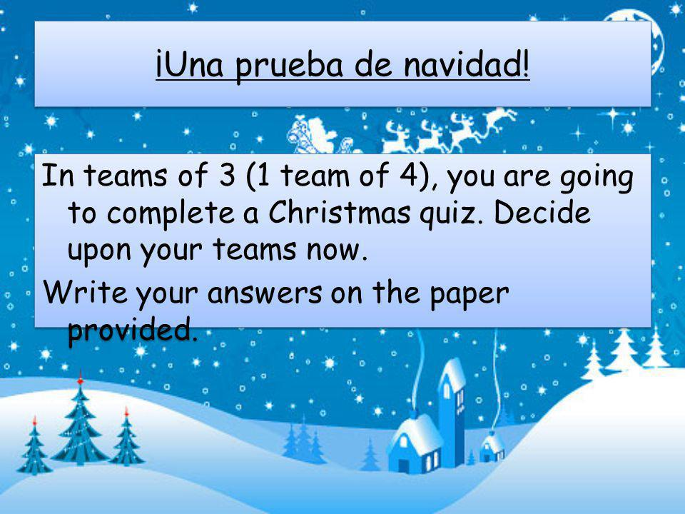 Pregunta 7: At midnight, at New Year in Spain it is considered lucky if you eat.....