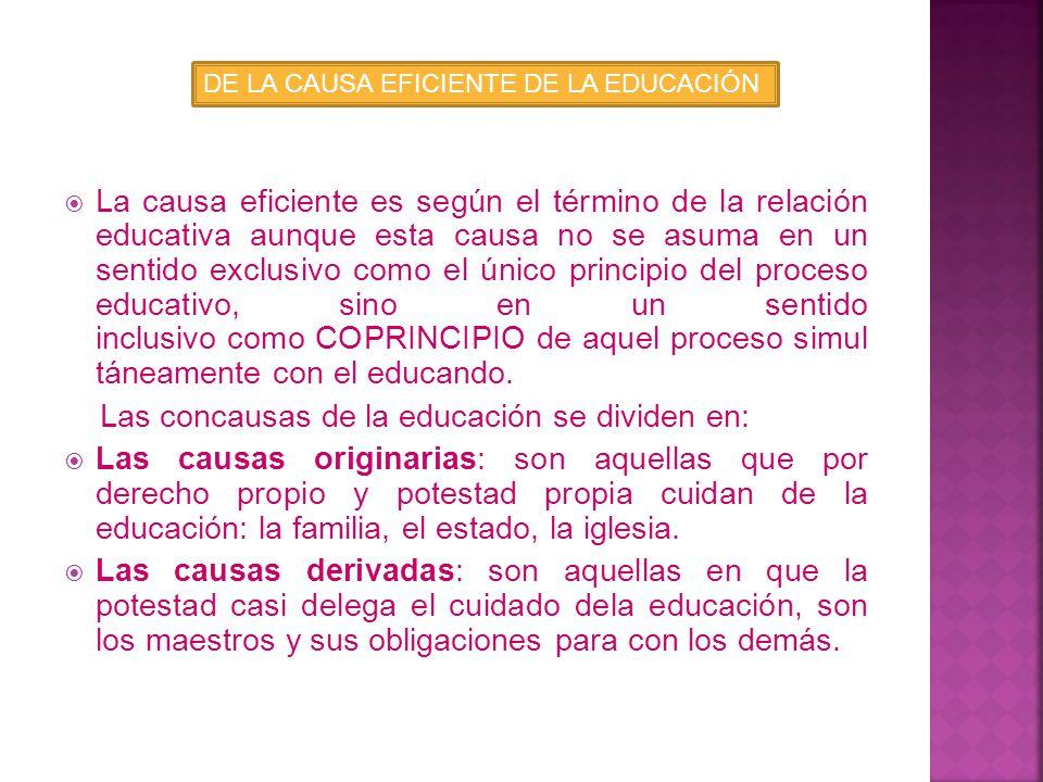 La educación social responde a las relaciones del hombre hacia otros hombres, con los cuales conforma la sociedad y en los cuales intervienen: la educ
