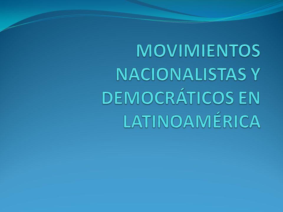Estimulados por condiciones económicas favorables Ideología democrática Ideología antifascista Pensamiento progresista Principios socialdemócratas