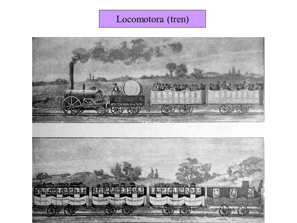 Locomotora (tren)