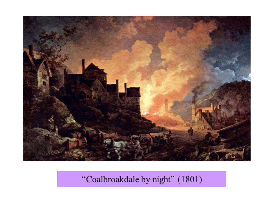 Coalbroakdale by night (1801)