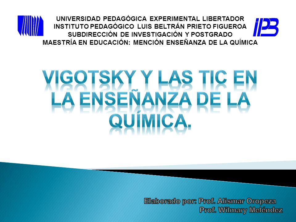 UNIVERSIDAD PEDAGÓGICA EXPERIMENTAL LIBERTADOR INSTITUTO PEDAGÓGICO LUIS BELTRÁN PRIETO FIGUEROA SUBDIRECCIÓN DE INVESTIGACIÓN Y POSTGRADO MAESTRÍA EN