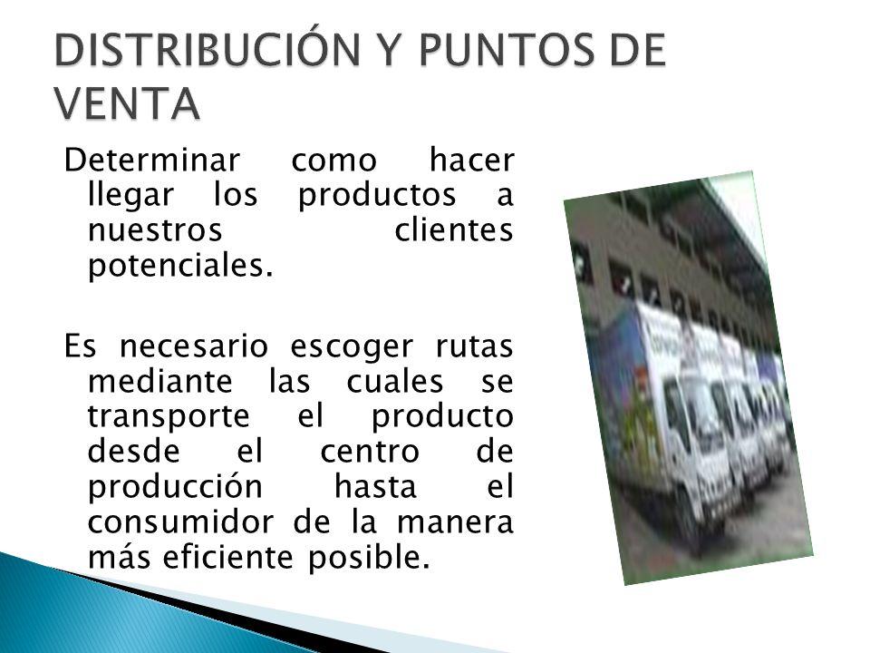 f)Sistema de promoción y publicidad ( con presupuesto incluido) El objetivo es dar a conocer el arroz con leche a nuestros posibles consumidores.