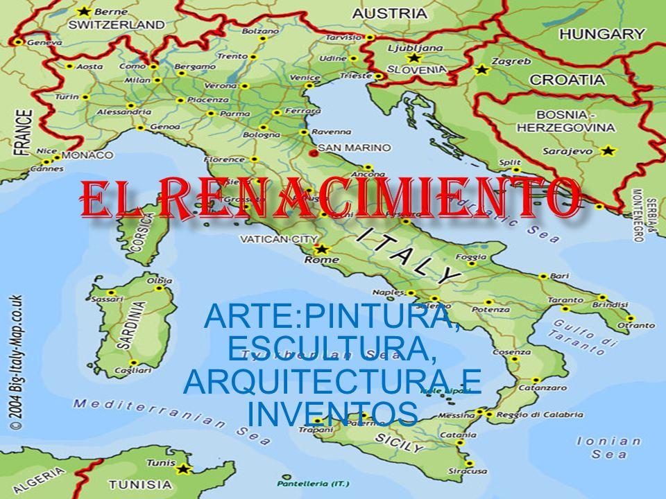 Durante el Renacimiento se desarrollaron nuevos inventos y se mejoraron otros existentes.