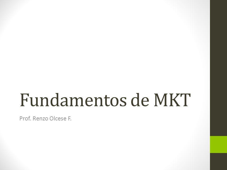 Proceso de Integración del MKT Las Funciones del MKT Estratégico y Operativo están estrechamente relacionado.