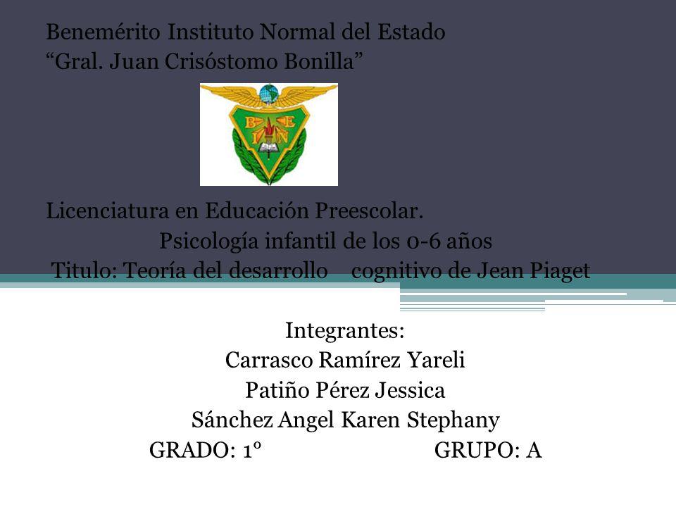 Benemérito Instituto Normal del Estado Gral.
