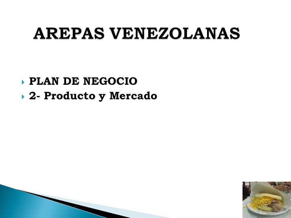 Ser una empresa que se desarrolle de forma confiable, segura, sólida, flexible y rentable, generando cambios en el consumo de comidas rápidas, Arepas Venezolanas, con la audacia y calidad humana de nuestra gente, Que aprenda de la experticia adquirida a través de nuestros clientes e innove permanentemente