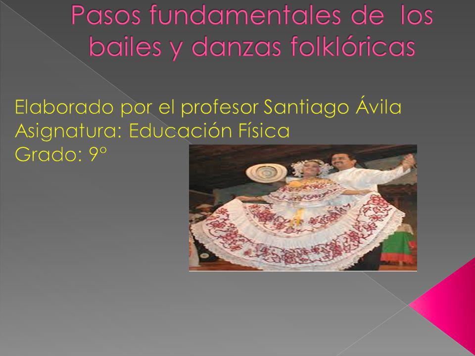 Titulo de la unidad.Practiquemos con entusiasmo nuestros bailes folklóricos.