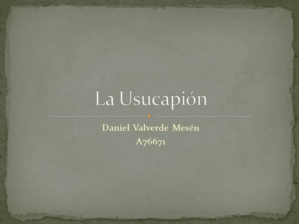 Daniel Valverde Mesén A76671