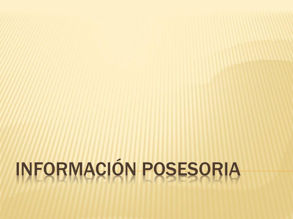 Cédula de identidad.Un plano inscrito en la Oficina de Catastro.