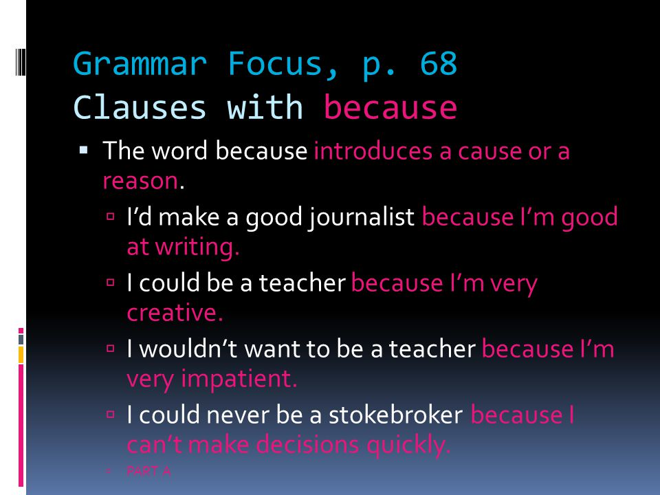 Perspectives, p. 67 Listening LISTEN 27 What would you choose? Why?