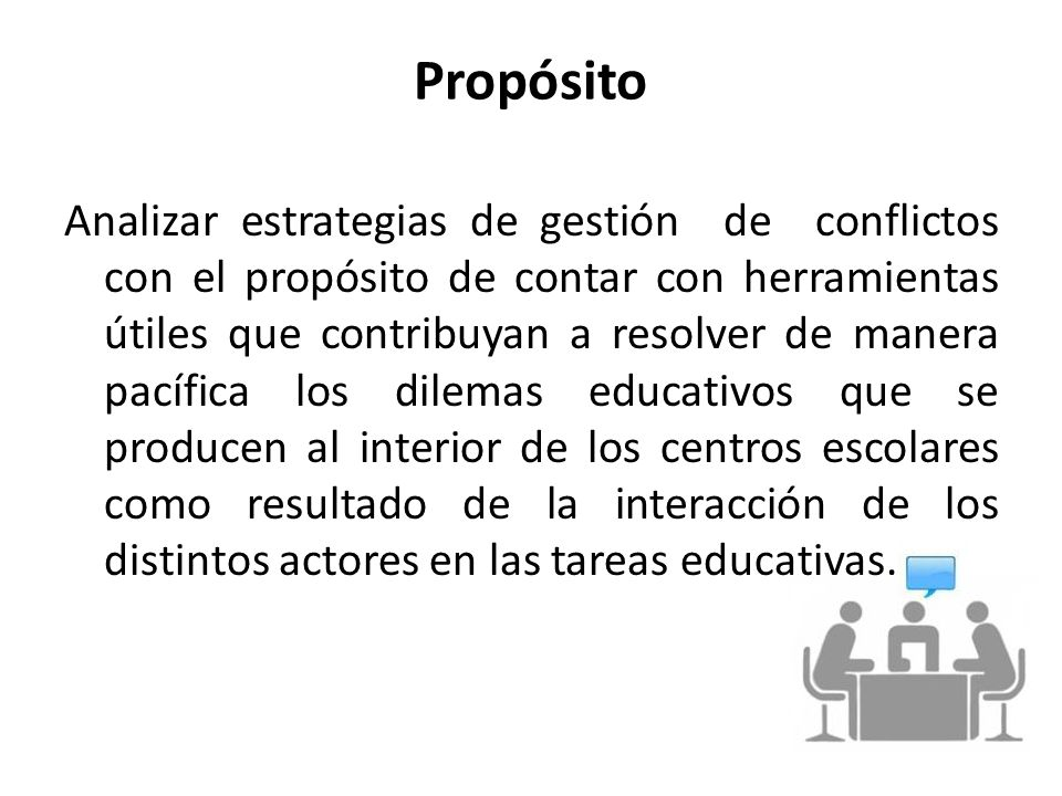 Resuelva de dos maneras distintas el conflicto descrito en el punto anterior, de acuerdo con las estrategias de negociación que le asigne el Coordinador.