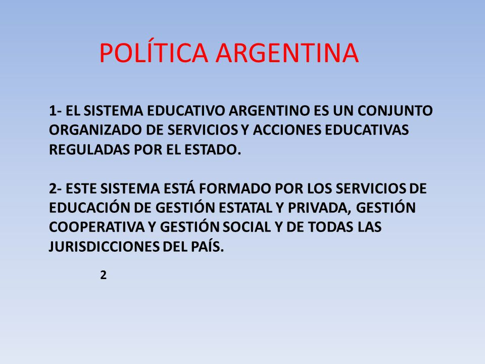 POLÍTICA ESPAÑOLA 1- CON LA CONSTITUCIÓN, EXISTE UN REPARTO DE COMPETENCIAS EN MATERIA EDUCATIVA ENTRE LAS DIVERSAS ENTIDADES Y ADMINISTRACIONES PRESENTES EN EL ESTADO.