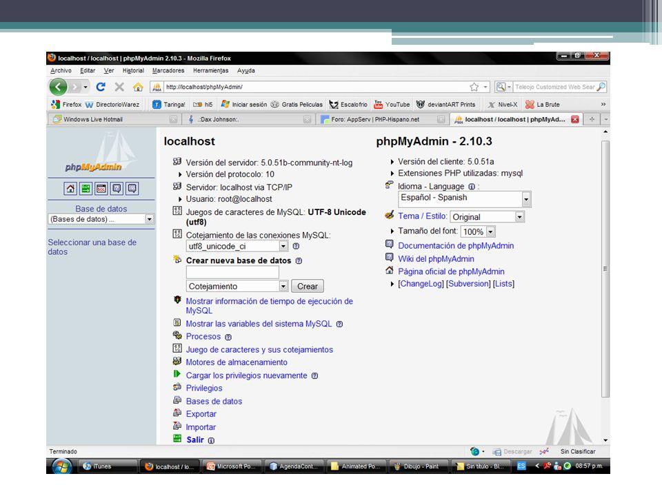 Creación de Proyecto en NetBeans Para crear nuestra conexión a la base de datos a la plataforma de NetBeans, se crea primero el proyecto en el que se va a trabajar.