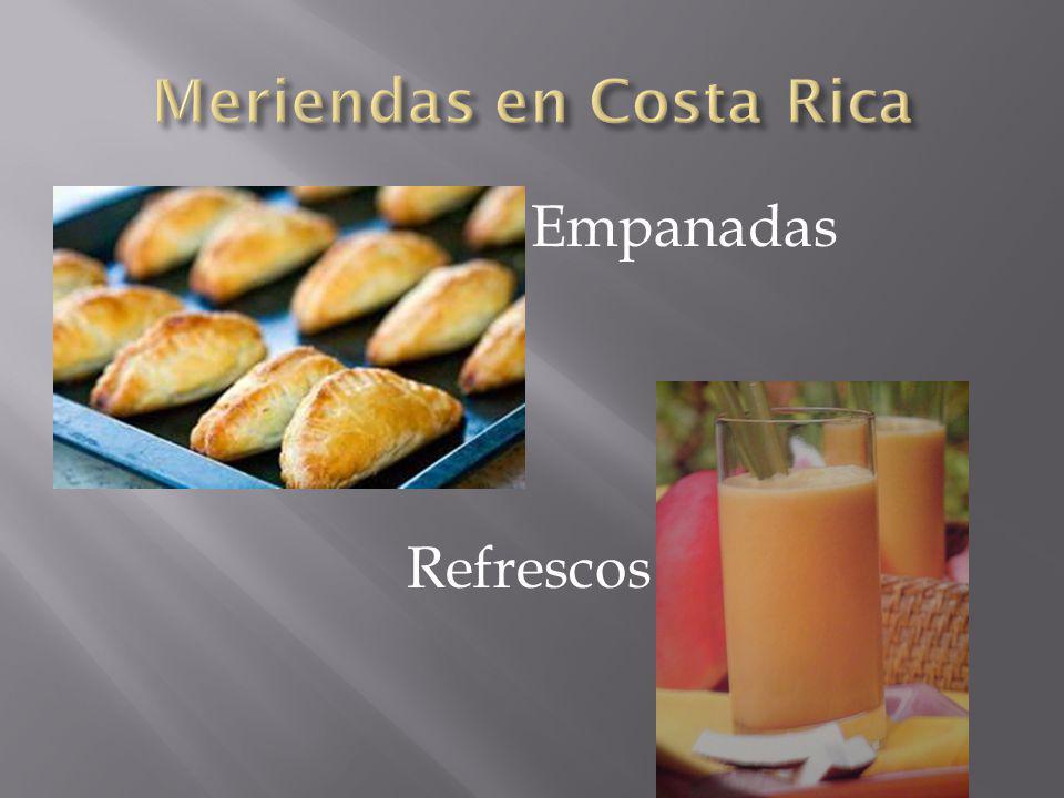 Empanadas Refrescos