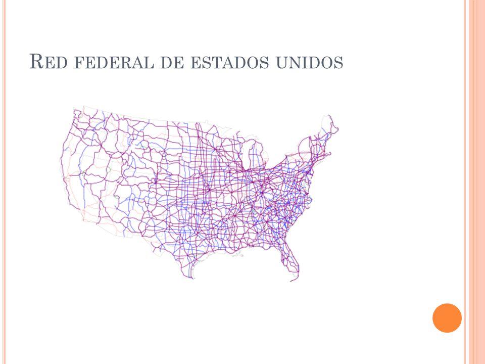R ED FEDERAL DE ESTADOS UNIDOS