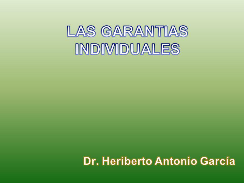 Garantías Individuales 2