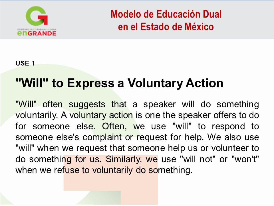 Modelo de Educación Dual en el Estado de México USE 1