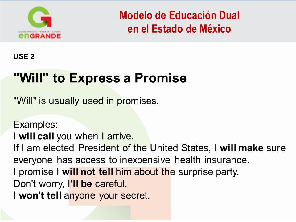 Modelo de Educación Dual en el Estado de México USE 2