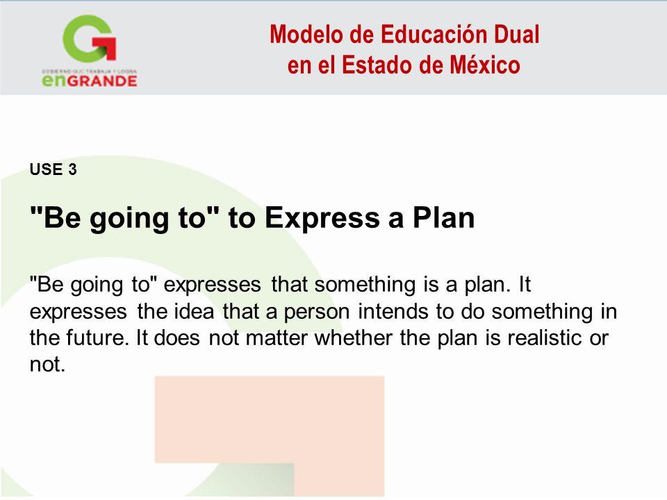 Modelo de Educación Dual en el Estado de México USE 3