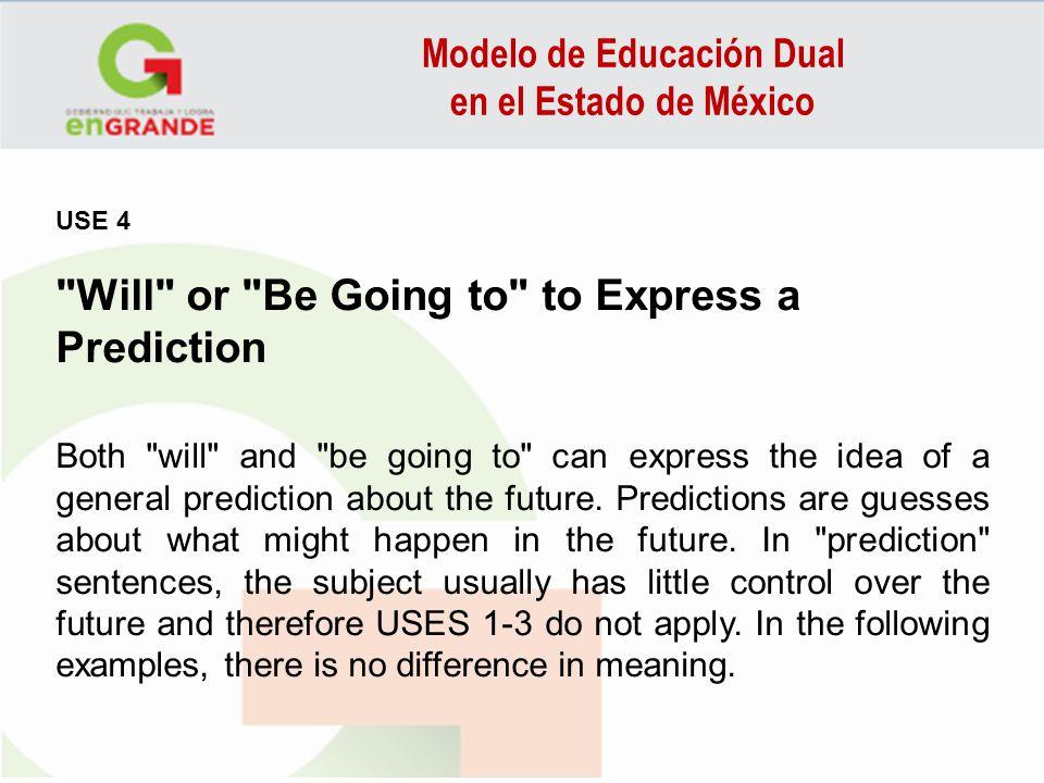 Modelo de Educación Dual en el Estado de México USE 4