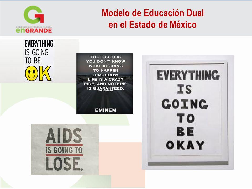 Modelo de Educación Dual en el Estado de México Examples: The year 2222 will be a very interesting year.