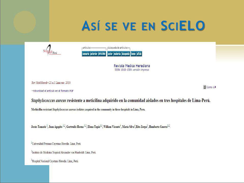 O PEN J OURNAL S YSTEM -FAMED Sistema de Gestión, edición y publicación online para todos los procesos de una Revista