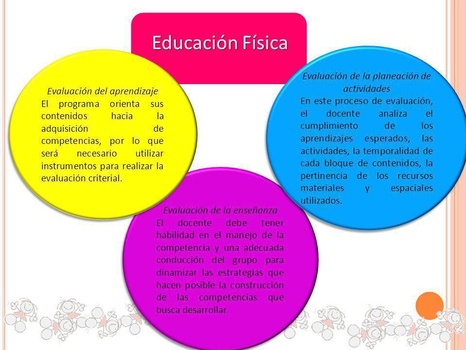 Evaluación de la enseñanza El docente debe tener habilidad en el manejo de la competencia y una adecuada conducción del grupo para dinamizar las estra