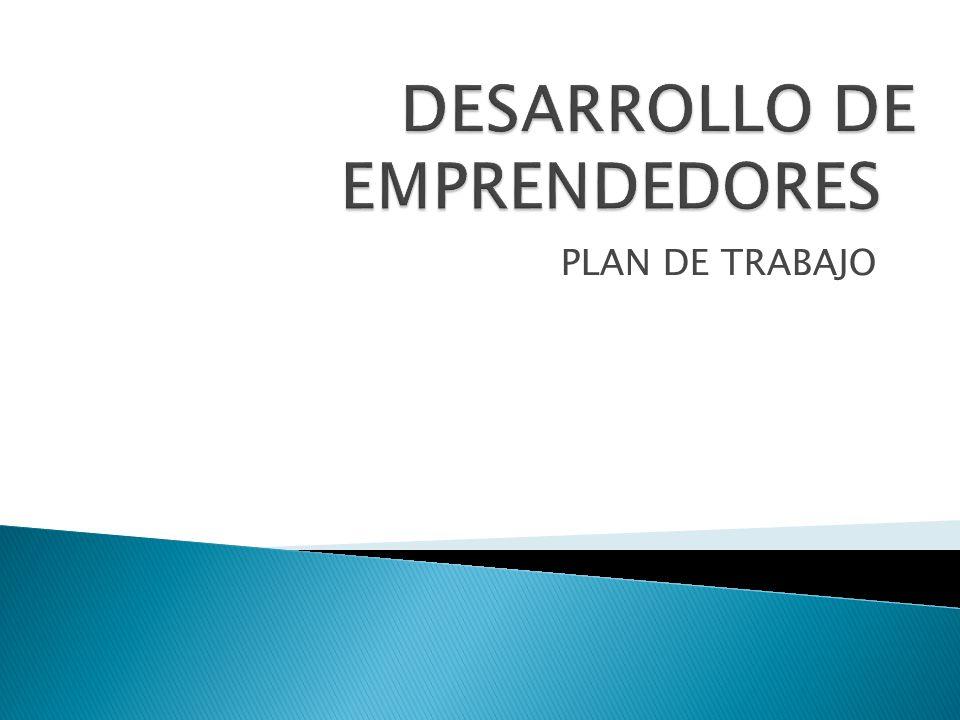 El plan de trabajo consiste en asignar tiempos, responsables, metas y recursos a cada actividad de la empresa, de tal manera que sea posible cumplir con los objetivos que se ha trazado y preparar todo lo necesario pára el inicio de operaciones.