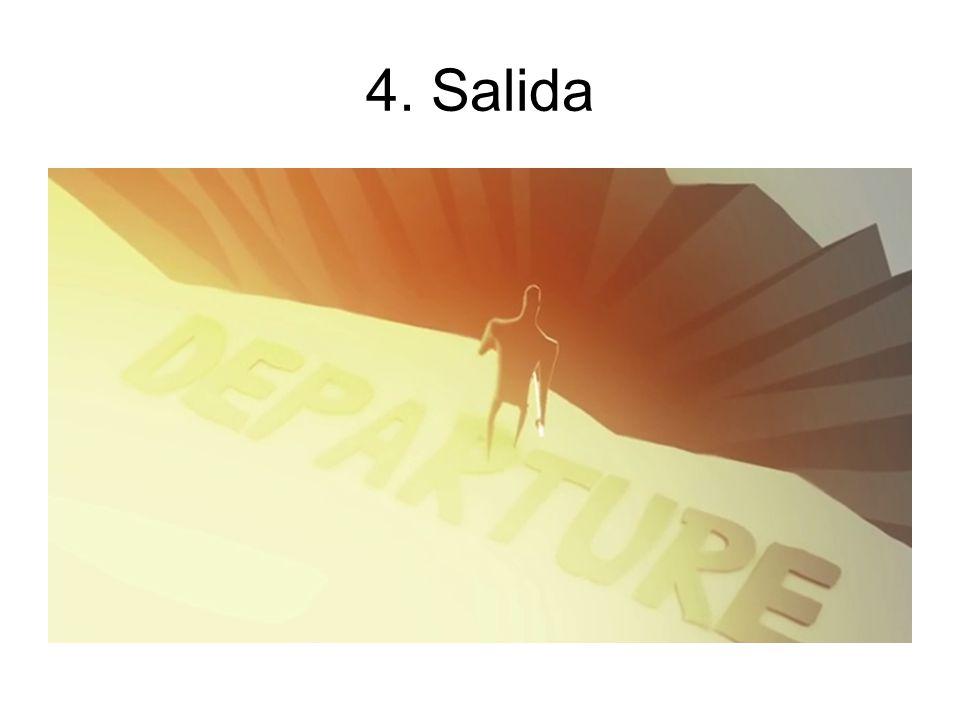 4. Salida