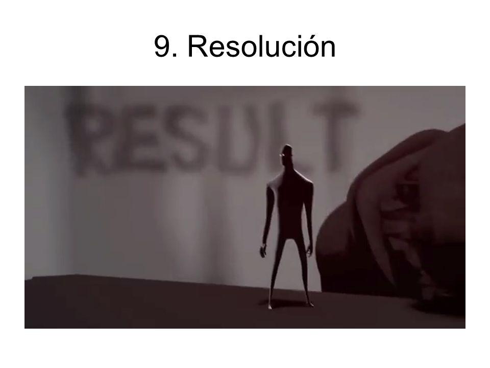 9. Resolución