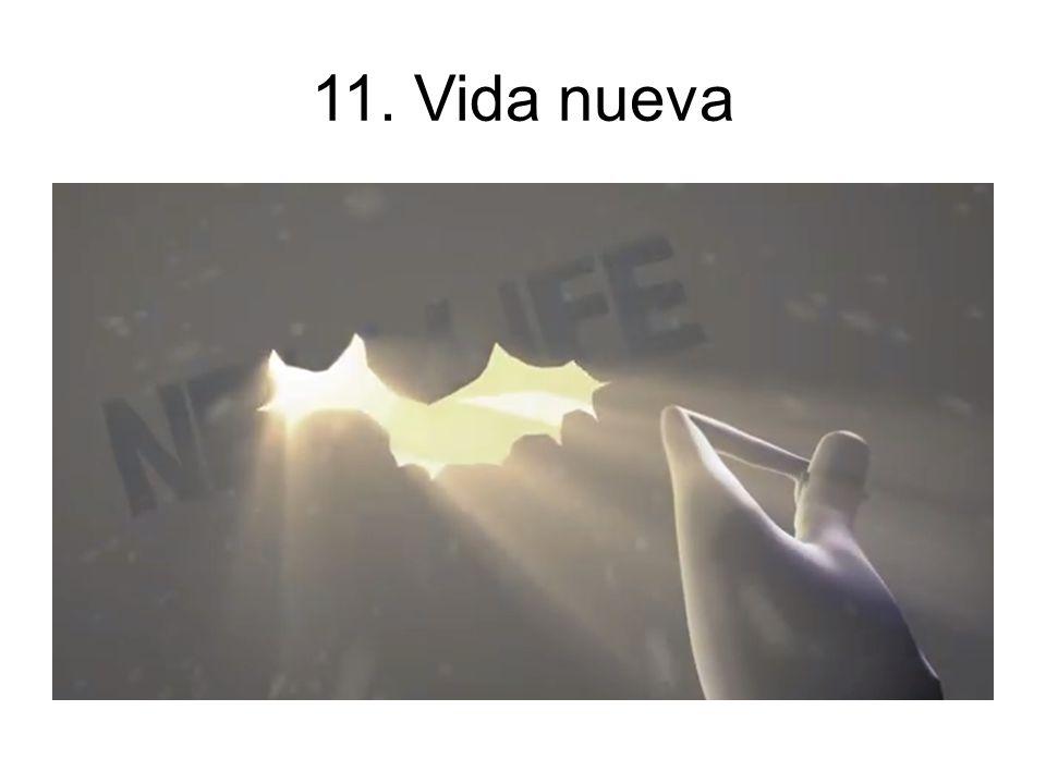 11. Vida nueva