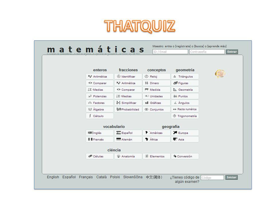 Tenemos tres opciones: Utilizar thatquiz.org para mandar los correos, utilizar tu propio correo ( aparecerán los enlaces para abrir tu programa de correo que utilices en tu ordenador con el mensaje a enviar), o bien si tienes un correo en Gmail y tienes habilitado IMAP, puedes elegir la última opción.