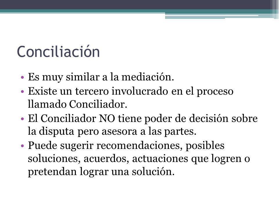Conciliación Extrajudicial Art.