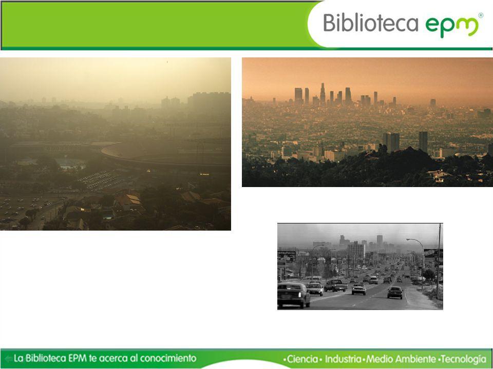 Smog en Medellín
