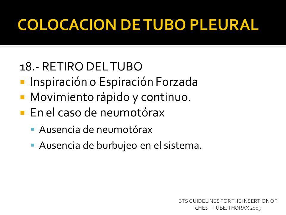 Grandes defectos de la pared torácica al permanecer abiertos, dan como resultado un neumotórax abierto o lesión aspirante de tórax.