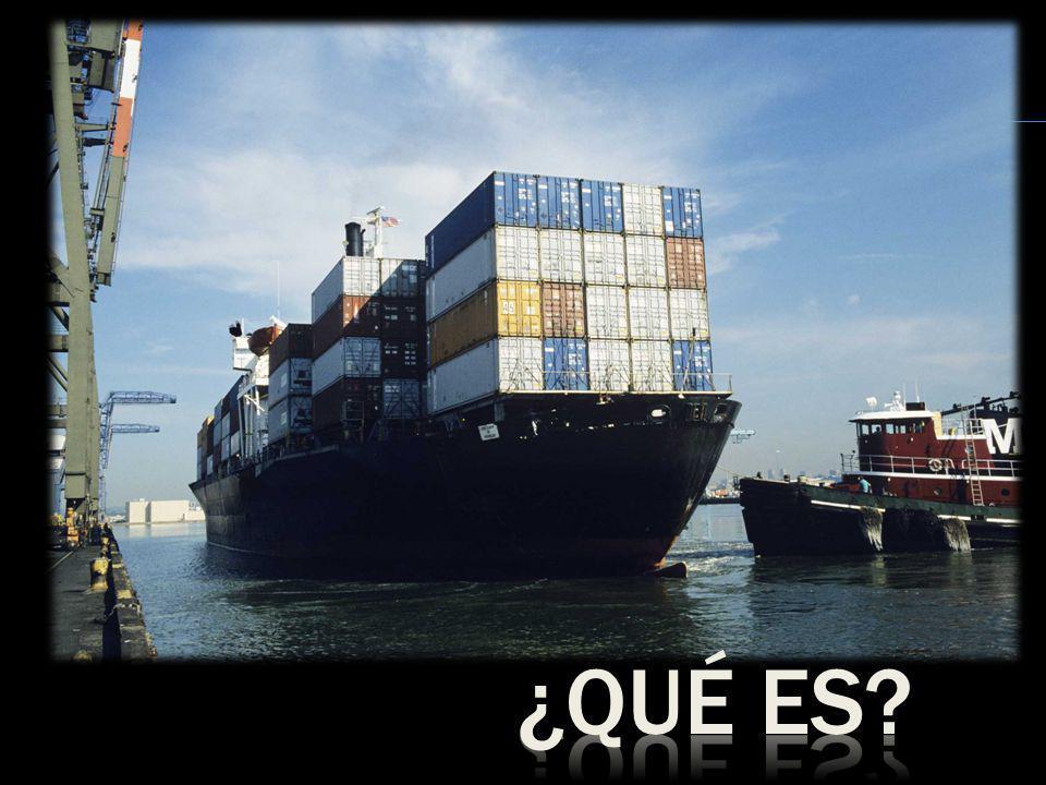 consiste en el traslado de productos o pasajeros de un lugar a otro a través de ríos con una profundidad adecuada.