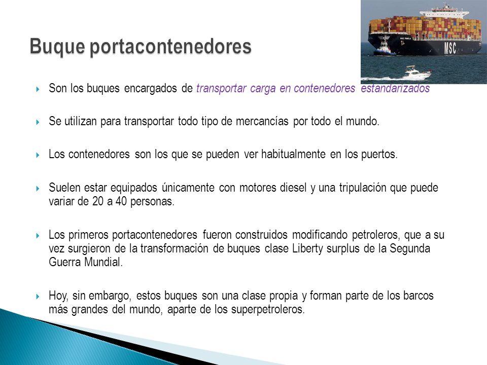 En las operaciones de compraventa internacional frecuentemente el transporte de la mercancía se realiza por mar.