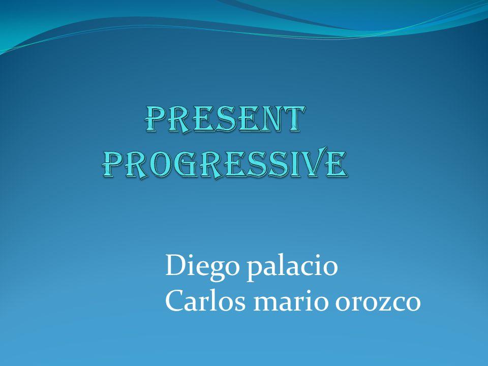Diego palacio Carlos mario orozco