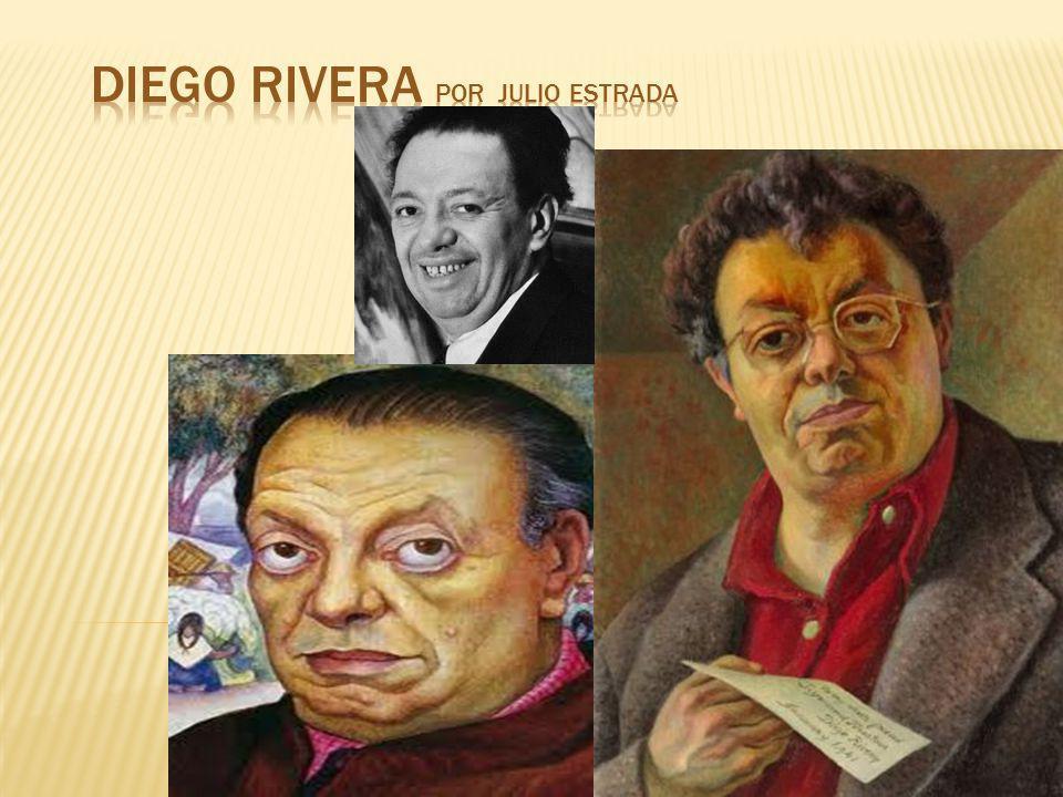 Diego María de la Concepción Juan Nepomuceno Estanislao de la Rivera y Barrientos Acosta y Rodríguez mejor conocido como Diego Rivera, nació en Guanajuato, México, el 8 de diciembre de 1886, Rivera falleció en México, D.
