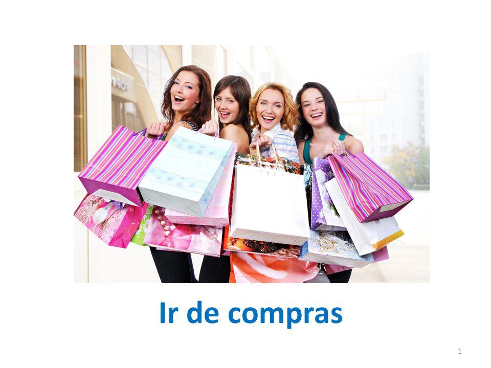 1 Ir de compras