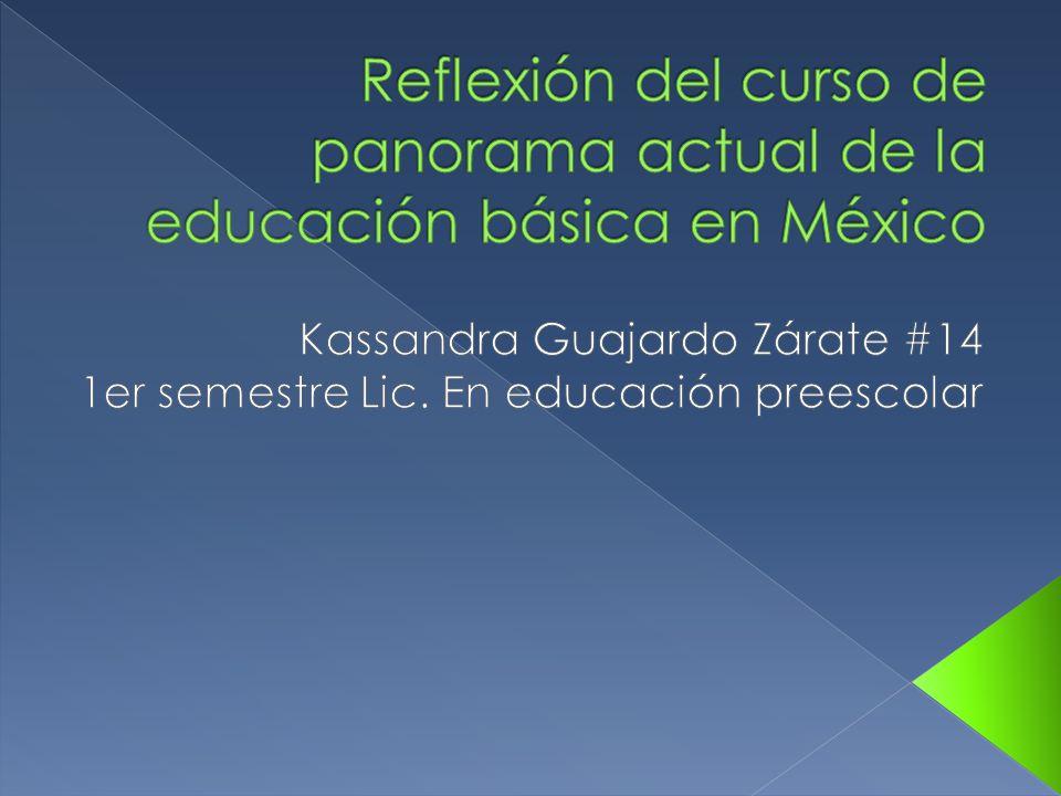 Aprendí a que la educación es el derecho mas importante ya que de la educación se adquiere de mas derechos.