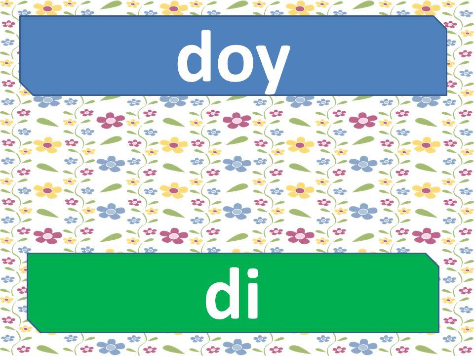 doy di