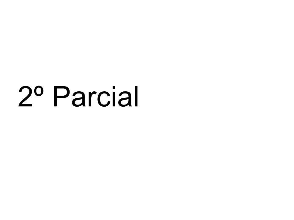 2º Parcial