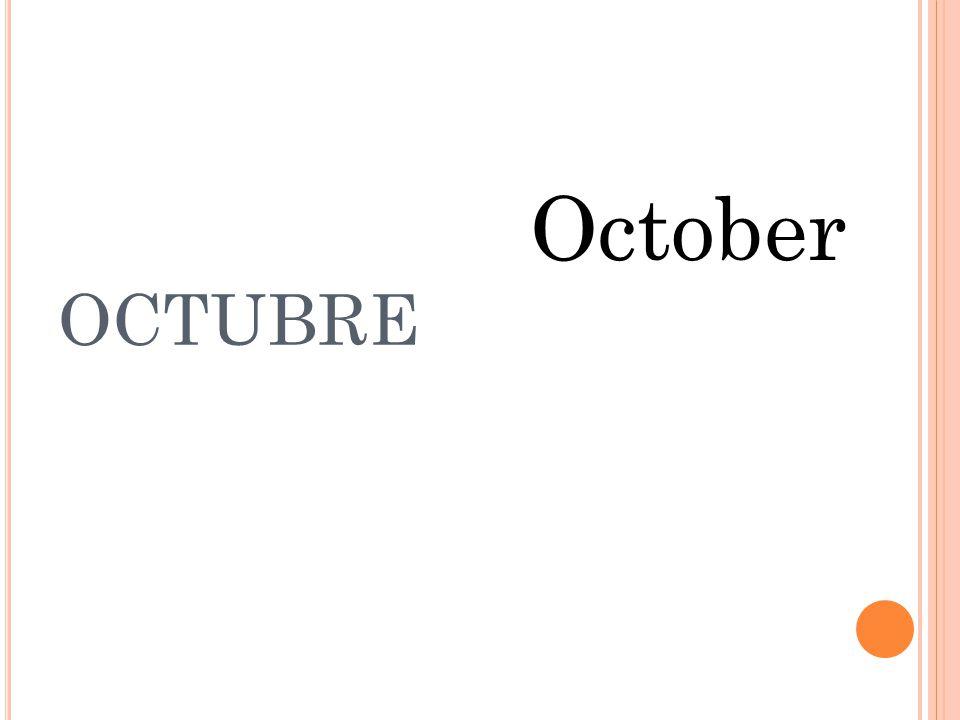 SEPTIEMBR E September