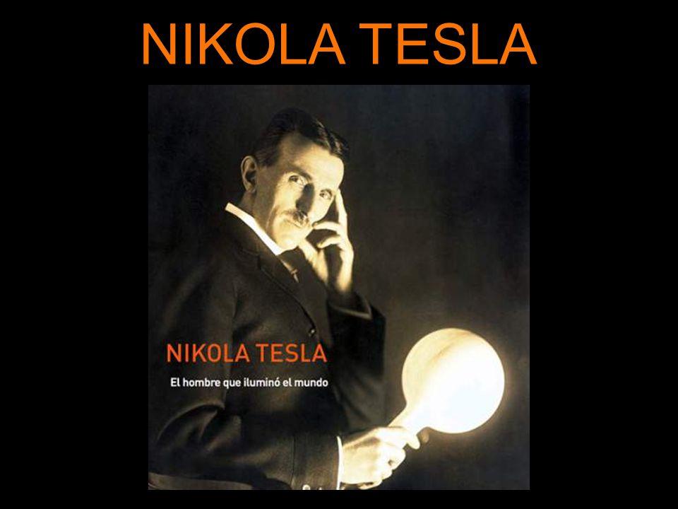Nikola Tesla nació el 10 de julio de 1856 en un pequeño pueblo llamado Smillan (Croacia).