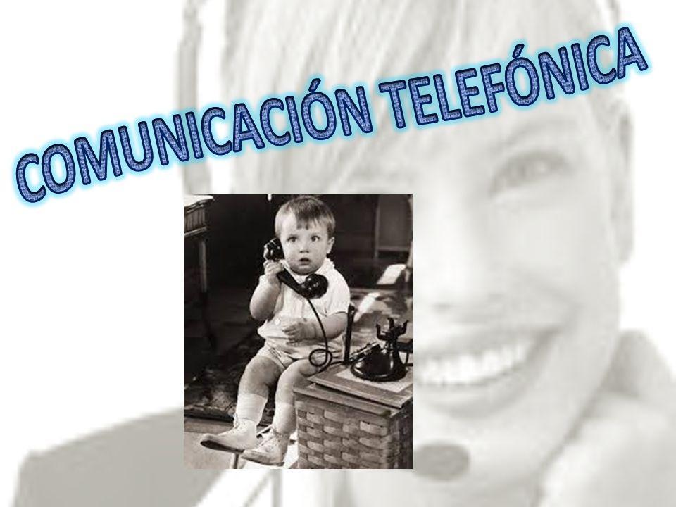 1.Características 2.Sistemas que se utilizan 3.Fases 4.Componentes de la comunicación telefónica 5.Actitudes positivas y negativas 6.Protocolo de llamadas recibidas 6.1.