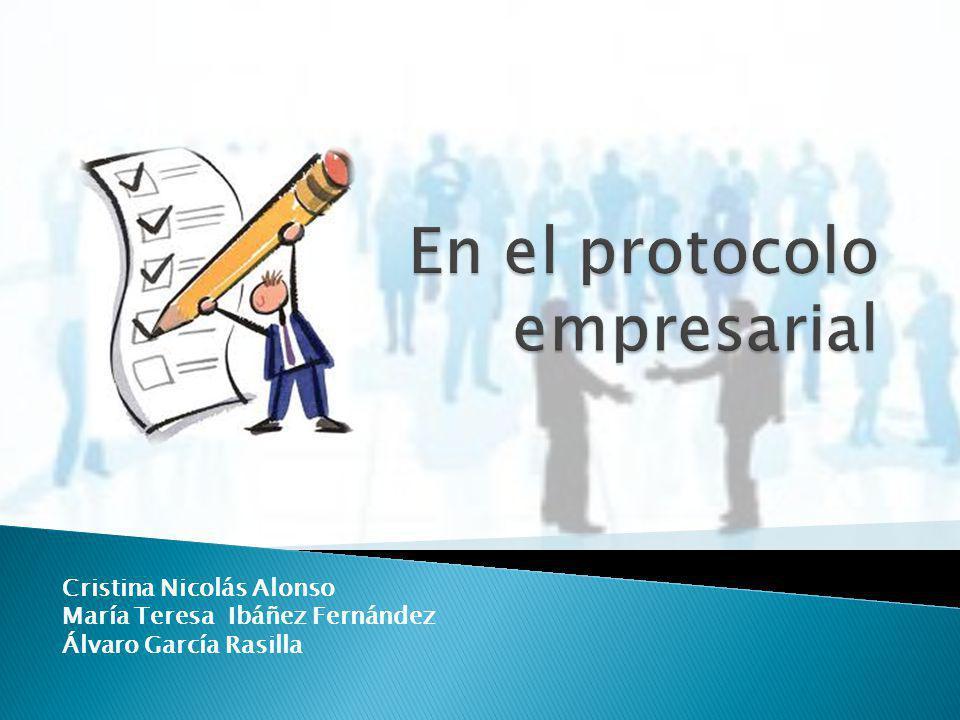 1.Definición 2. Normas protocolarias 3.
