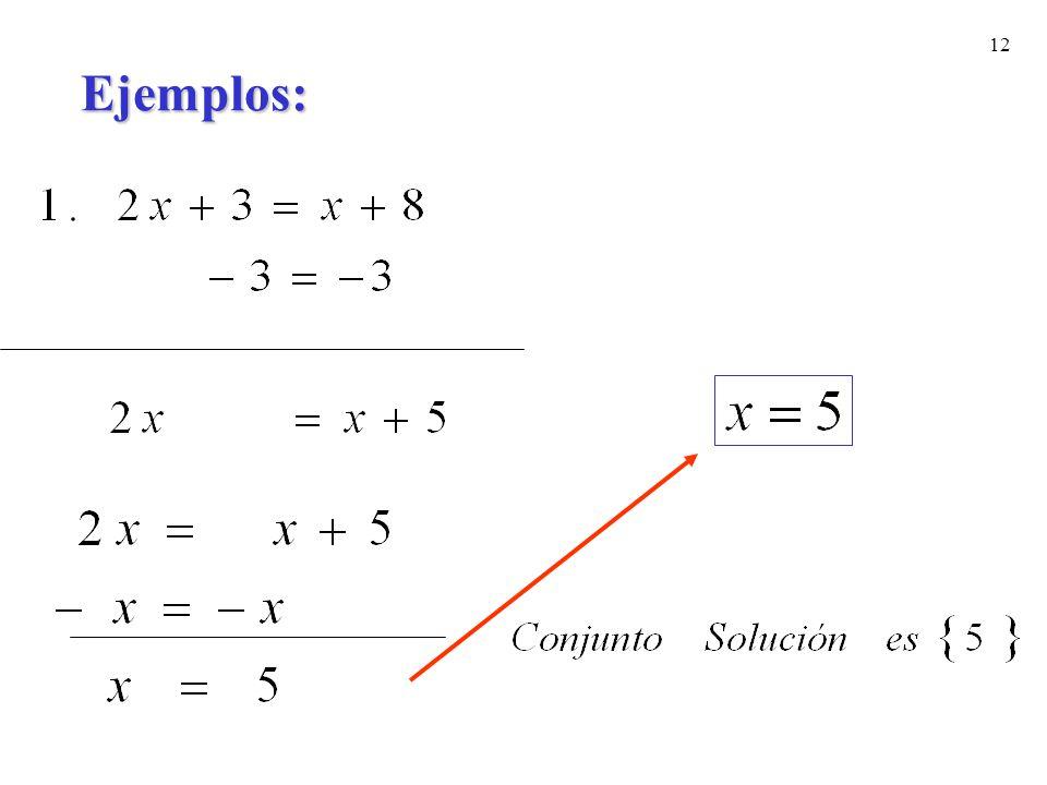 12Ejemplos: