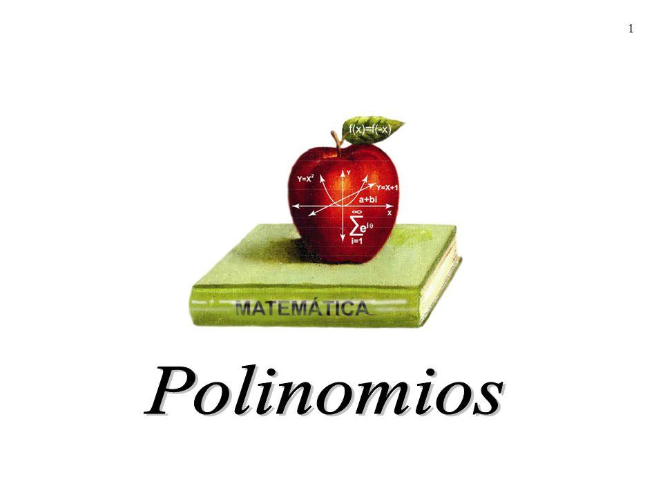 2 1.Definir los conceptos de constante, variable, expresión algebraica y polinomio.